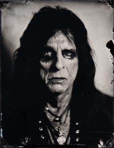 Alice Cooper Studio Portrait by Stefan Sappert