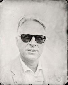 Portrait of Carl Aigner