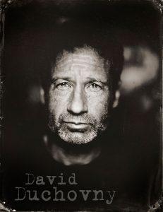 David Duchovny by Stefan Sappert
