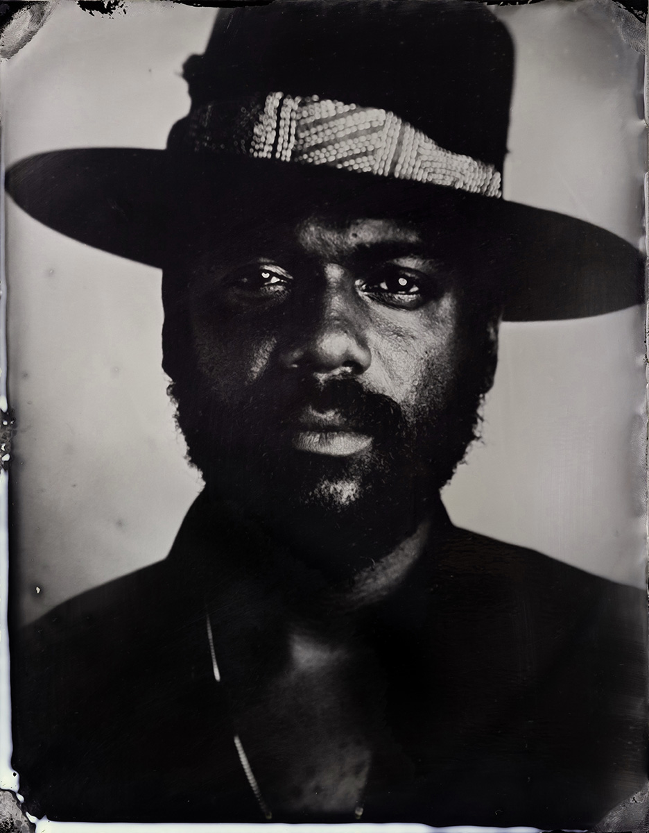 Gary Clark Jr. by Stefan Sappert
