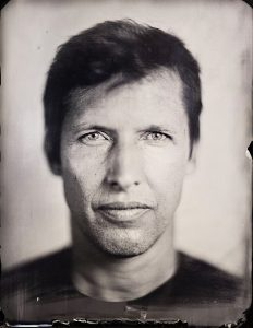 James Blunt Studio Portrait by Stefan Sappert