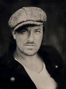 Parov Stelar Portrait Image Campaign