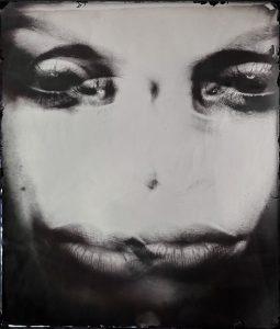 Distorted - Editorial Portrait