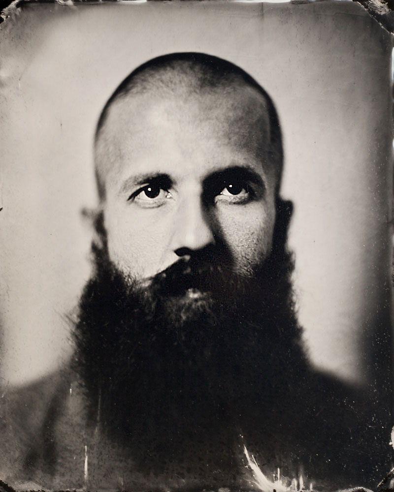 William Fitzsimmons Portrait by Stefan Sappert