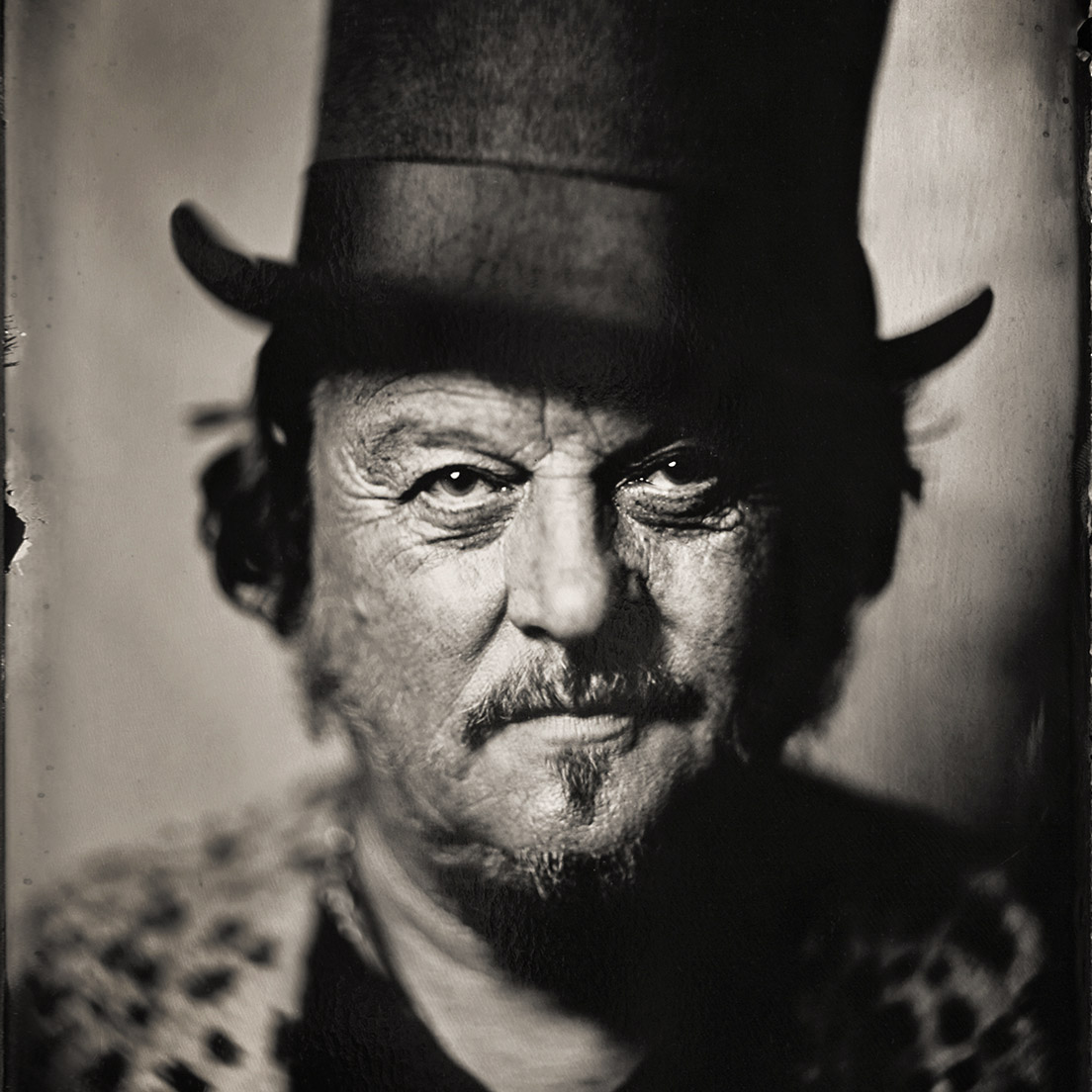 Portrait of Zucchero for Universal Music. Album Artwork Photography