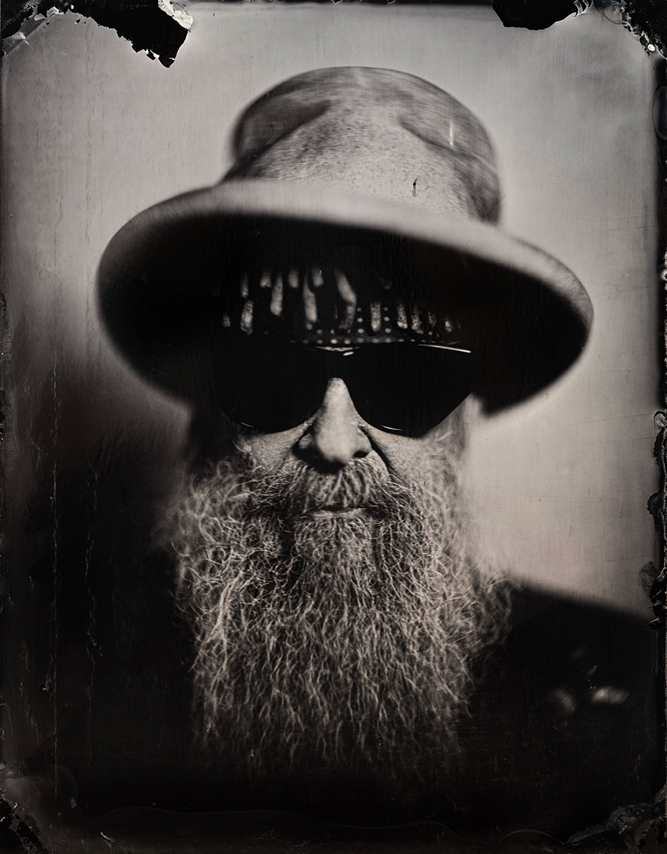 ZZ Top Billy Gibbons