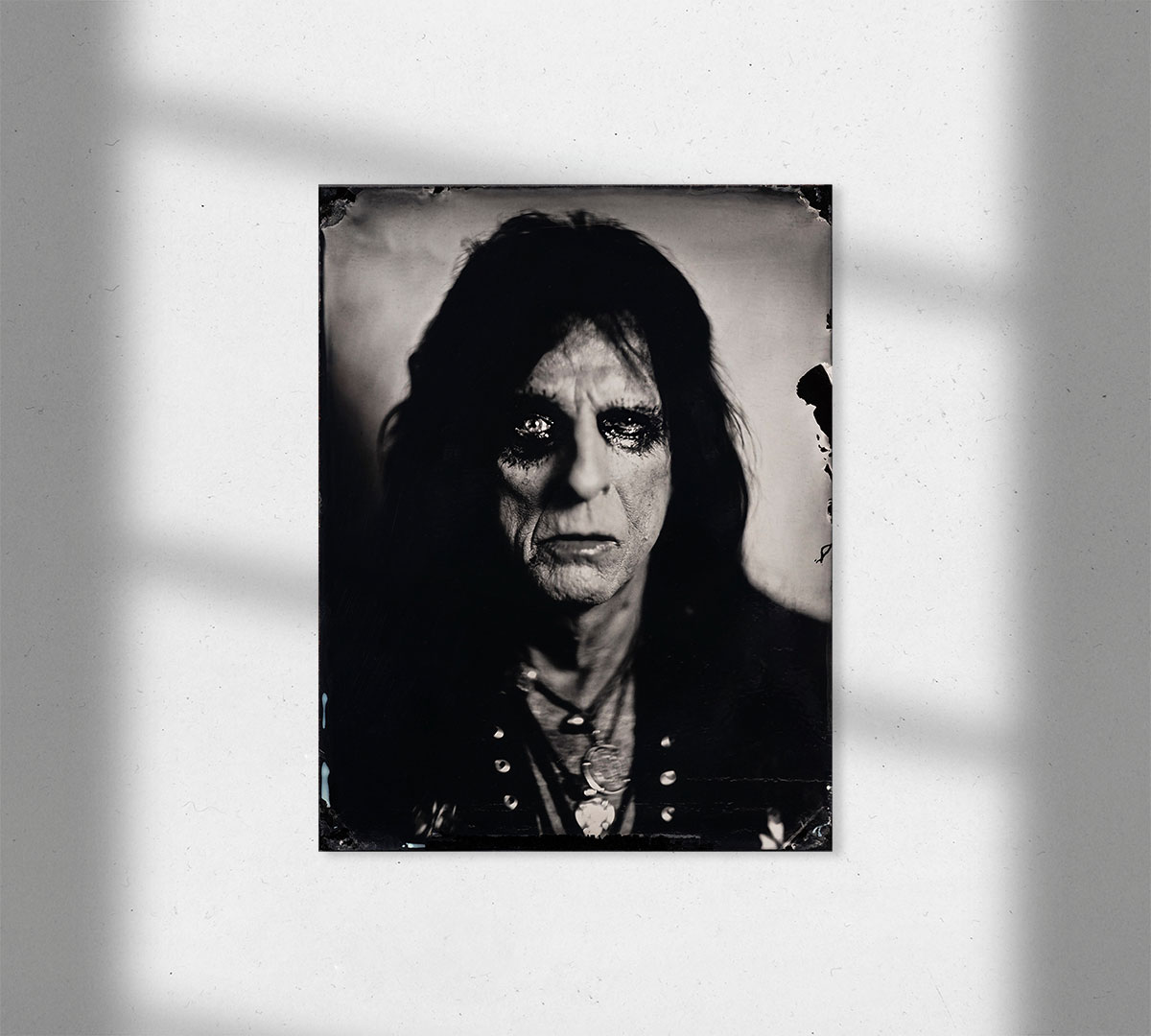 Alice Cooper Wall