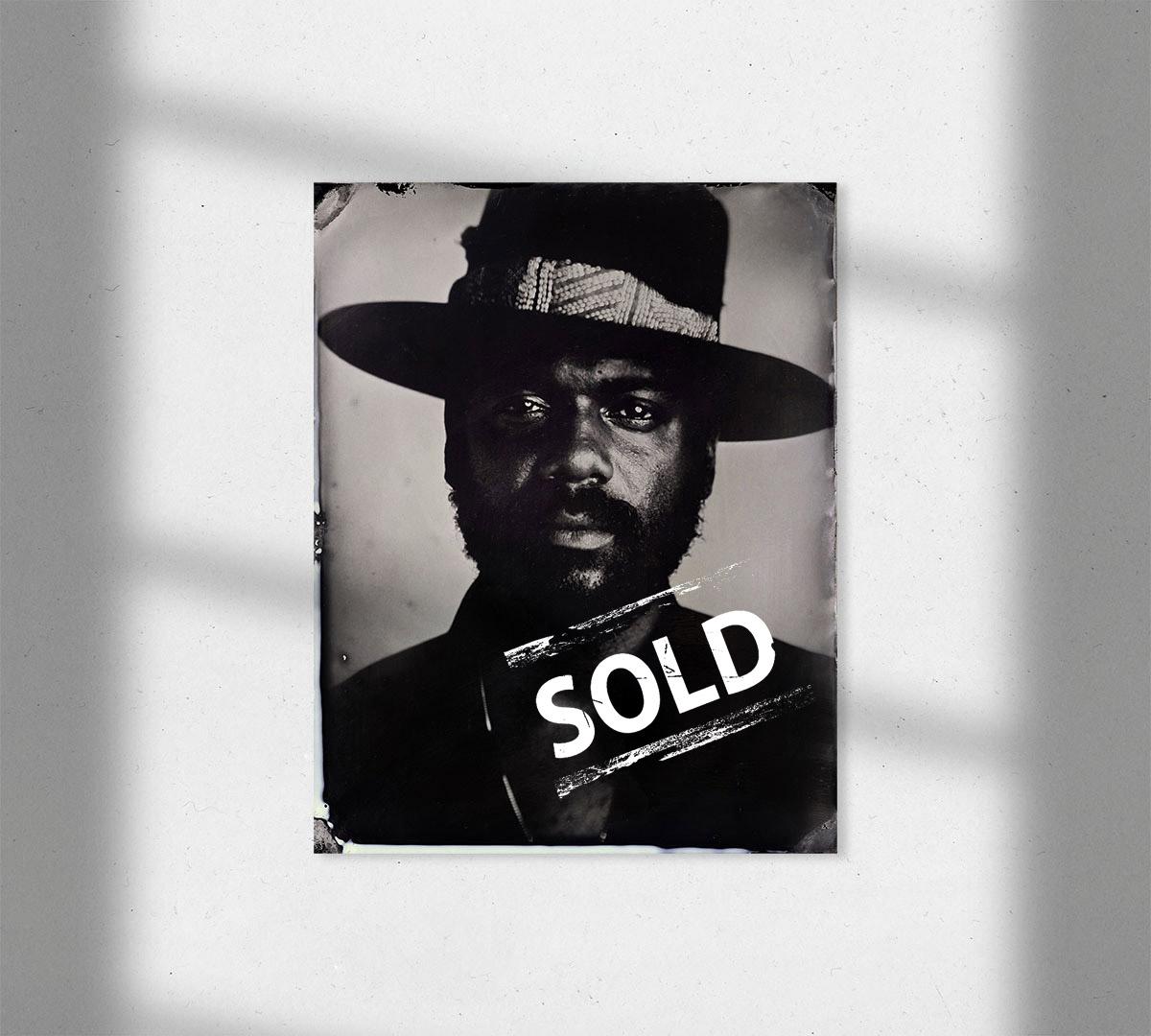 Gary Clark Wall-sold