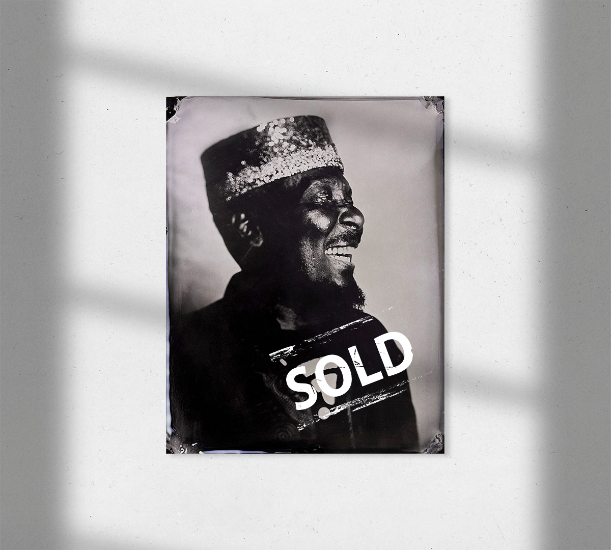 Jimmy Cliff Wall-sold