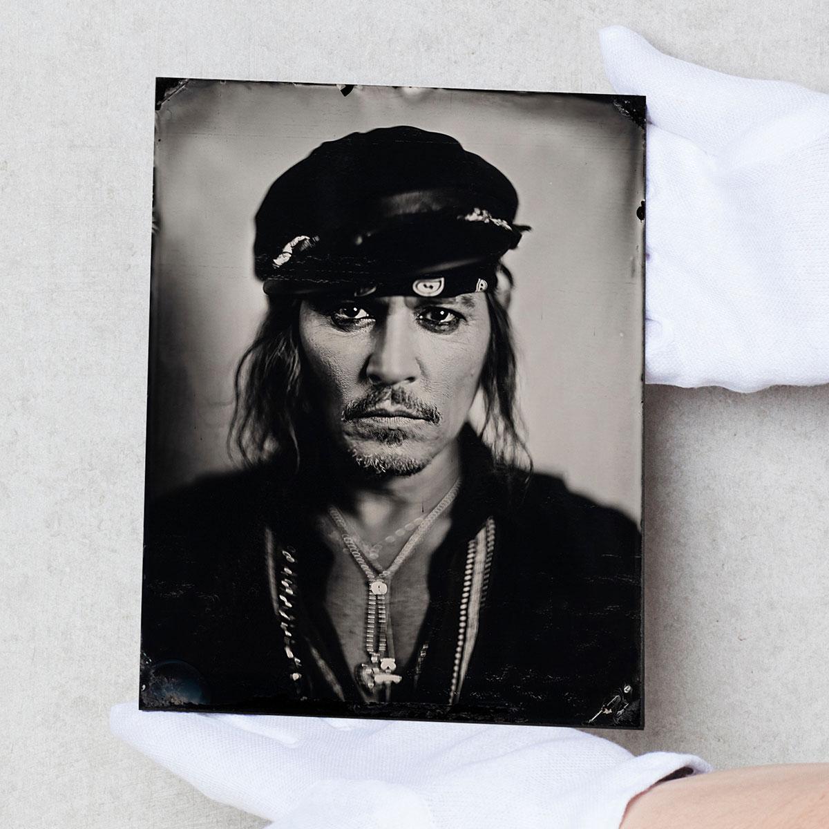 Johnny-Depp-Hände
