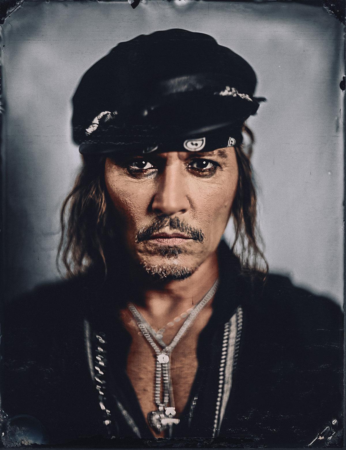 Johnny-Depp_Portrait_©Stefan-Sappert